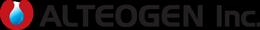알테오젠 Logo